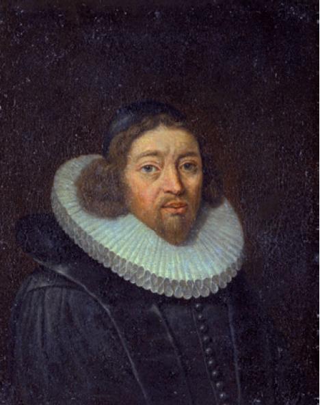 Figure 1 - Portrait de Thomas Kingo (1634-1703), peint aux           environs de 1670 (coll. Nationalhistoriske Museum,           Frederiksborg)