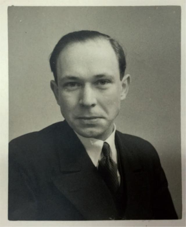 Figure 1 – Le «Dr. Erich Weil» (1931; coll.           Institut Éric Weil)
